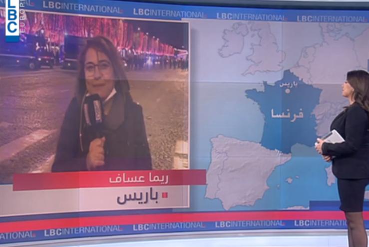 الإعلام اللبناني: «الأكشن» كله في باريس