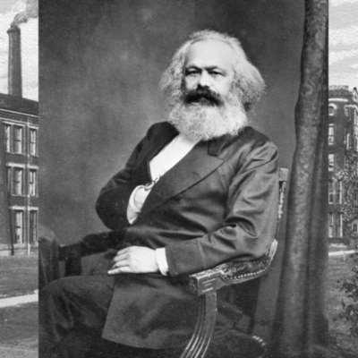 شتاينماير في بكين: ماركس كان ليبرالياً!