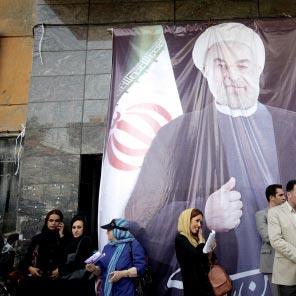 روحاني يتحضّر للاستحقاق الرئاسي ... بدعم إصلاحي مشروط