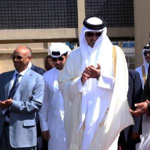 تميم يجول في شرق أفريقيا: «كيدٌ» قطري يلاحق مصر!