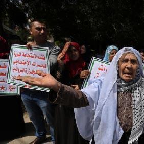 عباس يخنق غزة... قبل لقاء ترامب