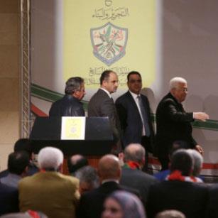 فلسطين   مؤتمر «فتح» السابع... فشل دحلاني بامتياز