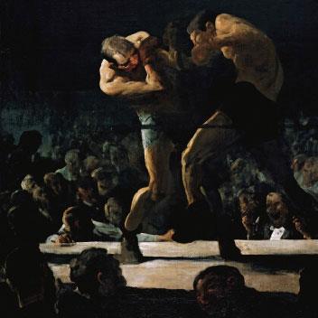 معن أبو طالب: حلبة الملاكمة مجازاً للعنف البشري