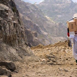 الأمم المتحدة تسأل عن معاناة الشعب في اليمن؟!