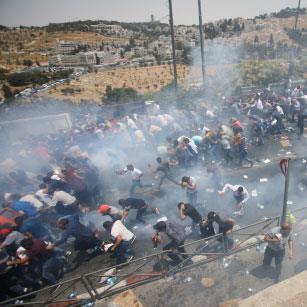 القدس يحميها المنتفضون