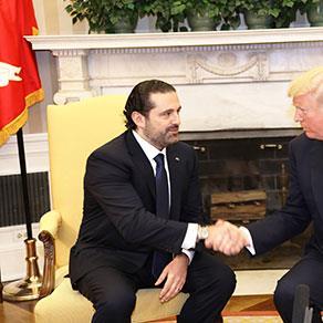 قرار ترامب بشأن العقوبات يصدر اليوم:     لبنان يقاتل داعش والقاعدة وحزب الله!