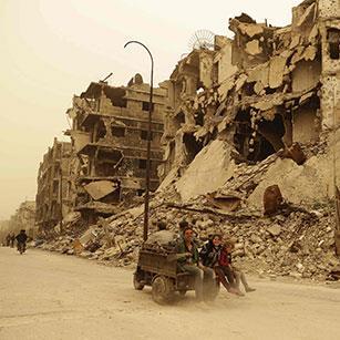 إعادة إعمار سوريا: هل وصلنا إلى هذه المرحلة فعلاً؟