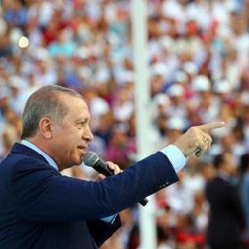 أردوغان يلتفُّ شرقاً: عودة الحرارة إلى «خطوط طهران»