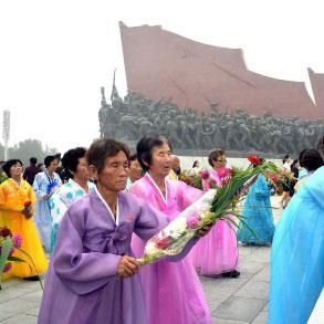 «الأخبار» في كوريا: بيونغ يانغ تمشي في خطّ مستقيم