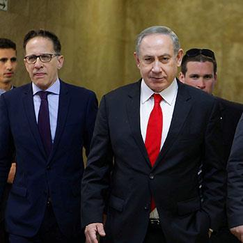 إسرائيل تُرحّب:  الإعلان الأميركي أنتَج فرصة لتعديل الاتفاق