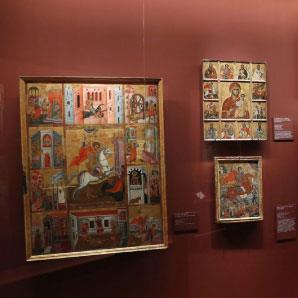 «معهد العالم العربي» في باريس «مسيحيو المشرق»: التاريخ إن حكى