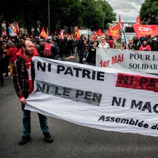 «رُهاب التغيير» في مواجهة «المكنسة»: فرنسا بين فاشيتين