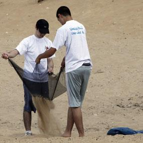 طلاب المدارس الرسمية ينفذون مشاريع بيئية في البقاع