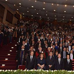 الجامعة اللبنانية تحتفل بعيدها... بلا طلابها