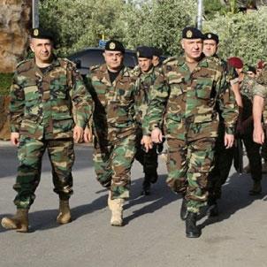 الجيش اللبناني في حلة جديدة: بدلات «أميركية» وأحذية «مودِرن»