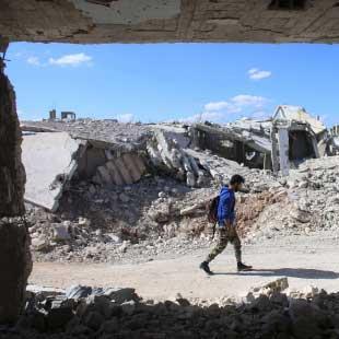 الجنوب السوري:  اتفاق «شكلي»...  وتحضيرات للمواجهة