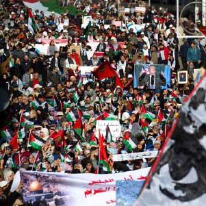 وفي المغرب... الآلاف يهتفون ضد ترامب