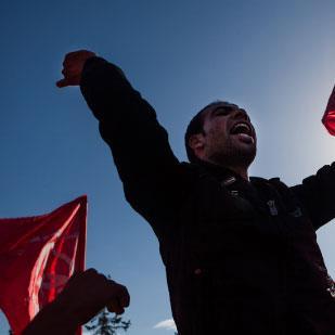 تطويع اليسار الفلسطيني