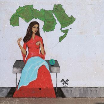 تانيا صالح: صوت الربيع الآتي لا محالة