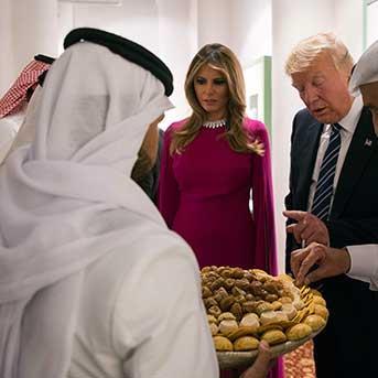 «السلام» السعودي في 2018:  من «مبادرة عبدالله» إلى شروط ترامب