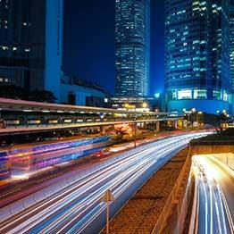 مدن المستقبل الذكية: العيش في عالم رقمي