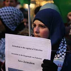 «قمة للقدس» في بروكسل... واستمرار الاحتجاجات الشعبية