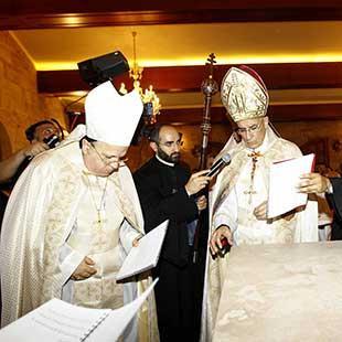 القمّة المسيحية ــ الإسلامية: القدس فلسطينية ولا توطين