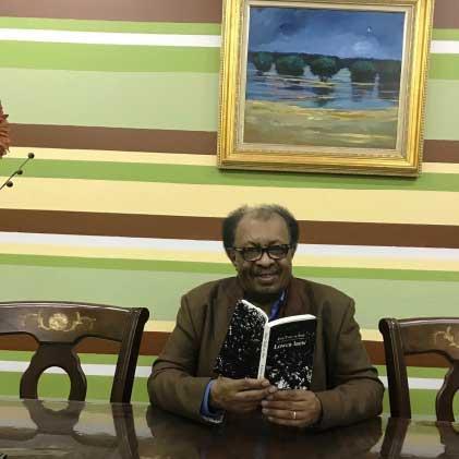 أمير تاج السّر: زمن الرواية وبالٌ على الرواية