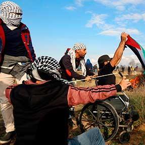«جُمعة الغضب» الثاني: 4 شهداء و700 جريح:  نفير فلسطين لم يهدأ
