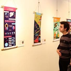معرض «إنفوغرافيك» للمرة الأولى في سوريا