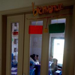«شِبه» مركز تعليمي في برجا... تحت الأرض!