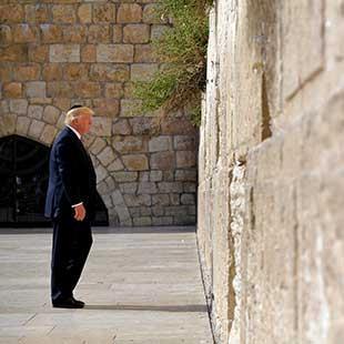 ترامب يُطوِّب القدس لغير أهلها: «بلفور» أميركي جديد