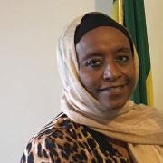سفيرة أثيوبيا في البلد «الجميل»... عاجزة وحزينة
