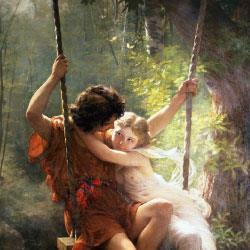 رحلةٌ في رحاب الأساطير القديمة ... فعلاً، ما هو  الحبّ؟