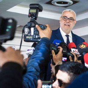 المغرب | بنكيران يُحرج حزبه ... و«القصر يردّ»