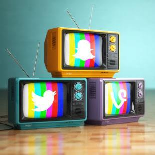 مواقع التواصل الإجتماعي تلفزيوننا الجديد؟