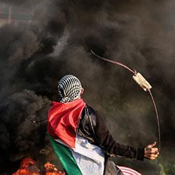 «العلم الفلسطيني» يربك الاحتلال