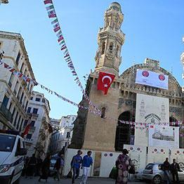 أردوغان في الجزائر اليوم: العُثماني في ثوب تاجر