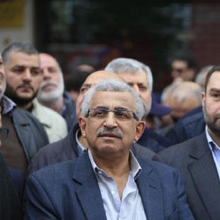 سعد وعازار يقصّان شريط الصورة الانتخابية الواحدة