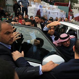 محمد العمادي:  السمسار القطري «وسيطُ كل شيء»