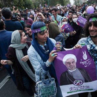 نجاح روحاني يقفل ملف انتخابات 2009
