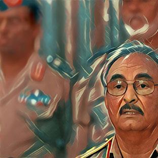 خليفة حفتر: جنرال الأحلام الميتة