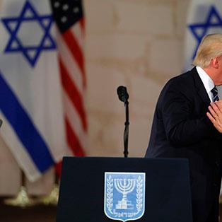ترامب للإسرائيليين: «العرب» يريدون التقرب منكم