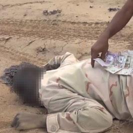 صحراء ميدي اليمنية: هنا تقتل الخرطوم   جنودها