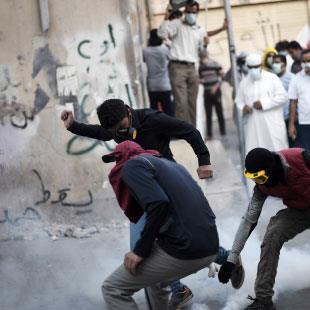 «مقابر الأرقام»... بالنسخة البحرينية!