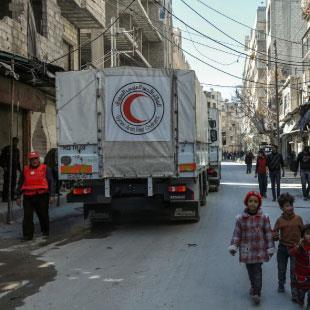 الأتراك على أعتاب عفرين: مفاوضات صامتة لتسويات في الغوطة