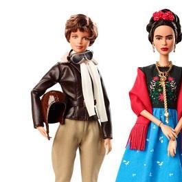يوم المرأة: عظيمات في عباءة Barbie
