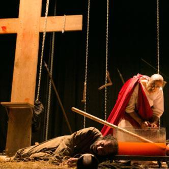 «بيلاطس البنطي» ليس بريئاً من دم فلسطين!