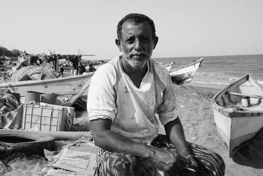 أوجاع اليمن  معرضاً فوتوغرافياً