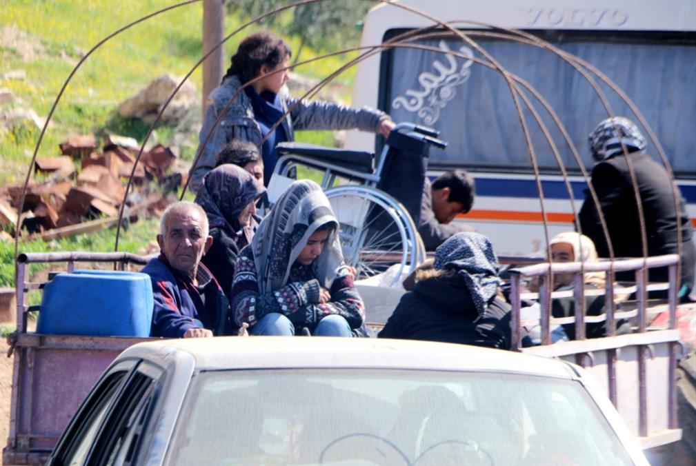 الجيش يصل إلى منغ: عفرين تتهاوى أمام الغزو التركي